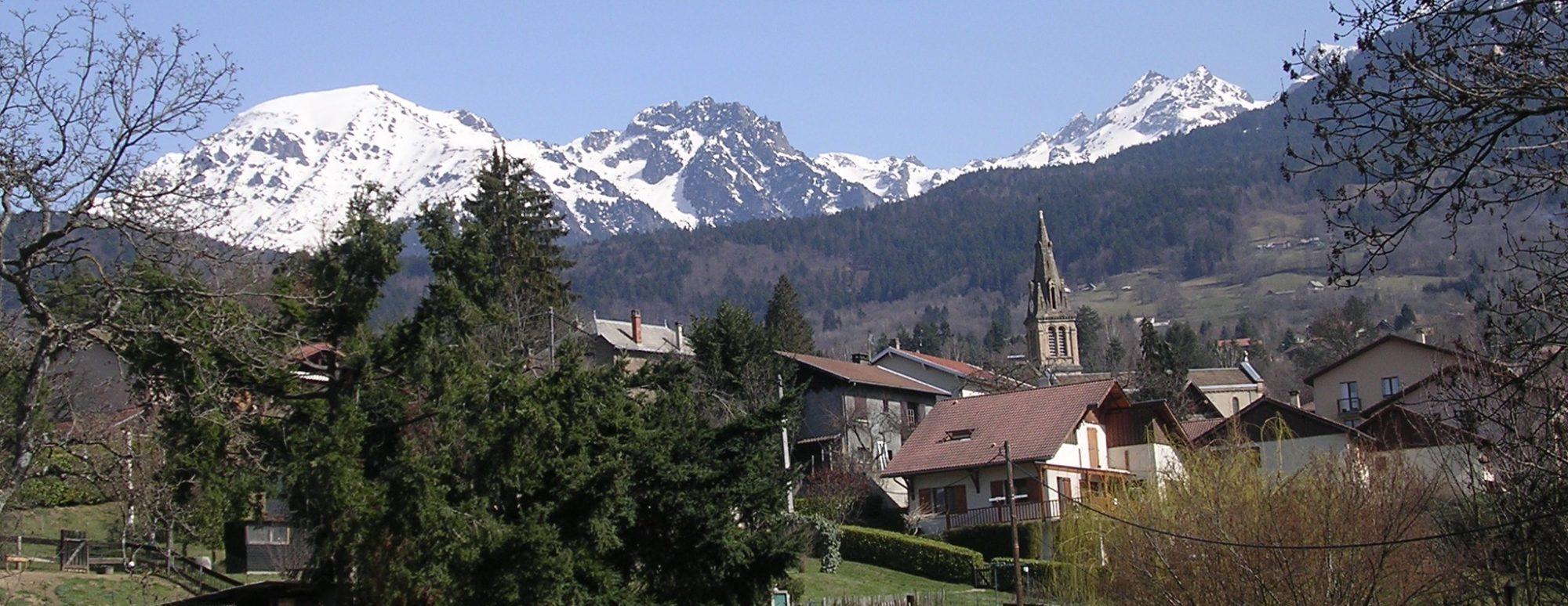Mairie de Saint Martin d'Uriage